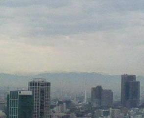 きょうの富士山 10/01/21