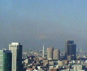 きょうの富士山 10/02/03