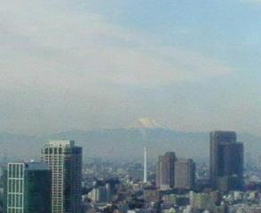 きょうの富士山 10/02/04