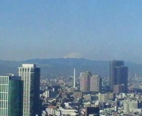 きょうの富士山 10/03/05