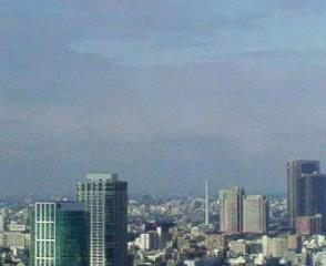 きょうの富士山 10/03/08