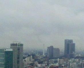 きょうの富士山 10/03/10