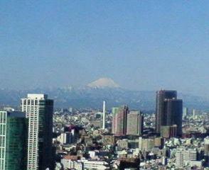 きょうの富士山 10/03/11
