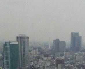 きょうの富士山 10/03/24