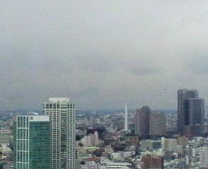 きょうの富士山 10/03/26