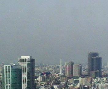 きょうの富士山 10/04/09