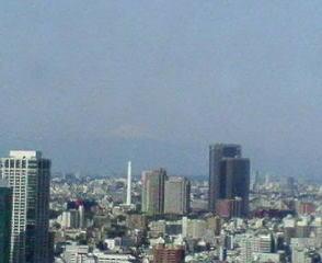 きょうの富士山 10/04/14