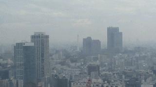 きょうの富士山 100420