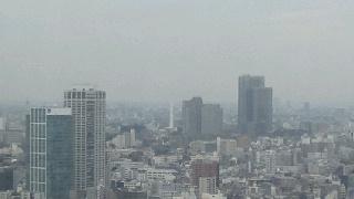 きょうの富士山 100427