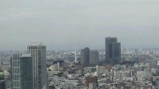 きょうの富士山 100510