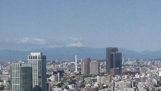 きょうの富士山 100513