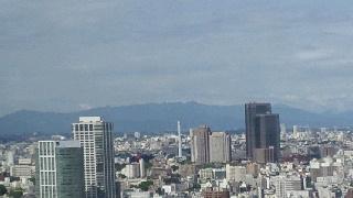 きょうの富士山 100514
