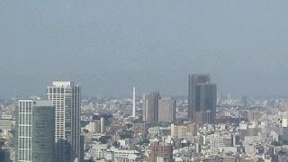 きょうの富士山 100518