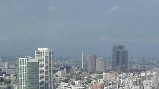 きょうの富士山 100519
