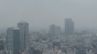 きょうの富士山 100527