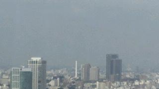 きょうの富士山 100531