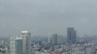 きょうの富士山 100615