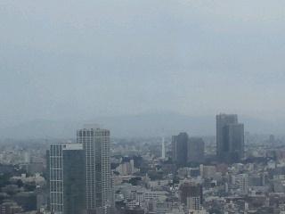 きょうの富士山 100621