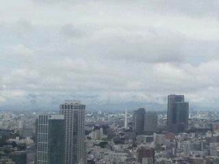 今日の富士山 100630