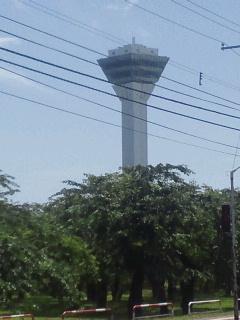 きょうの五稜郭タワー 100717