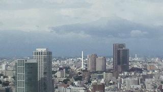 きょうの富士山 100812