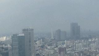 きょうの富士山 100819