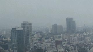 きょうの富士山 100820