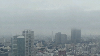 きょうの富士山 100928