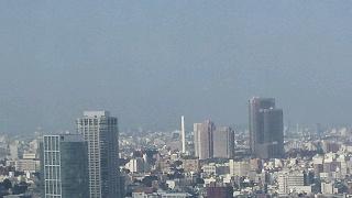 きょうの富士山 101007