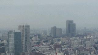きょうの富士山 101018