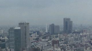 きょうの富士山 101019