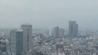 きょうの富士山 101022