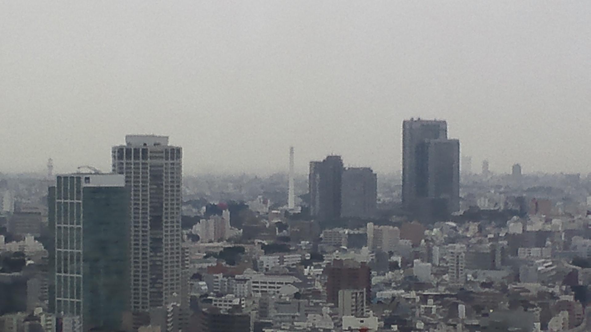 きょうの富士山 101028