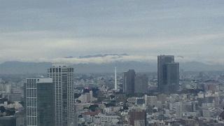 きょうの富士山 101029