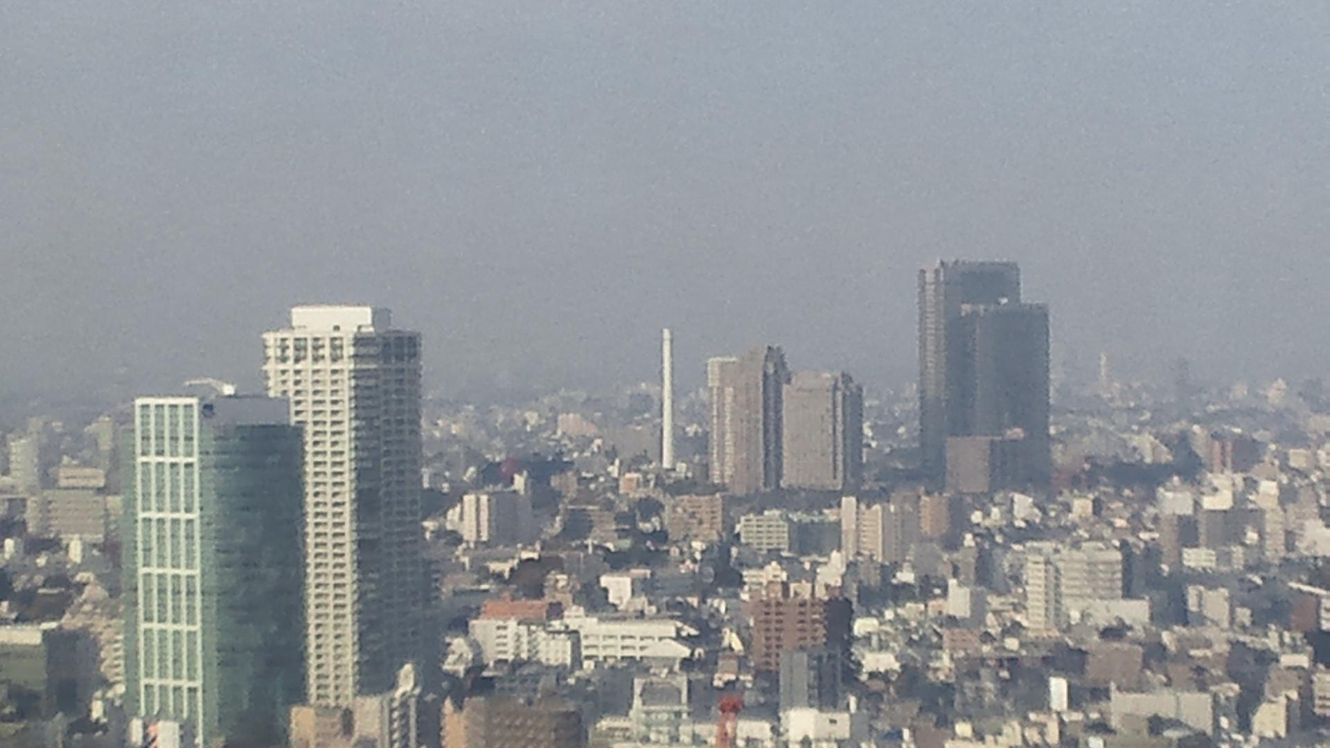 きょうの富士山 101125