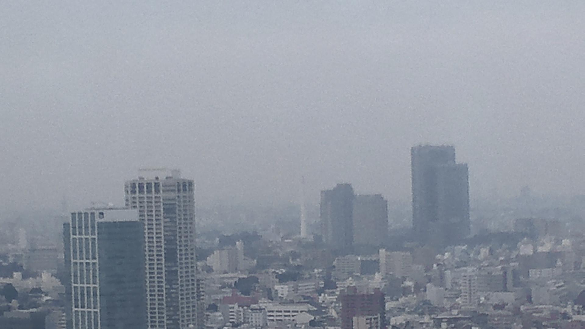 きょうの富士山 101207