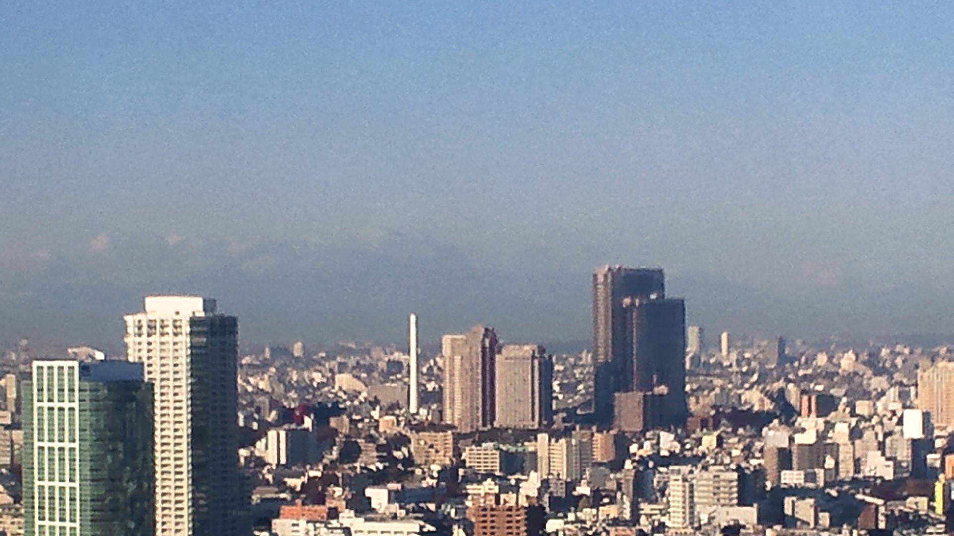 きょうの富士山 101209