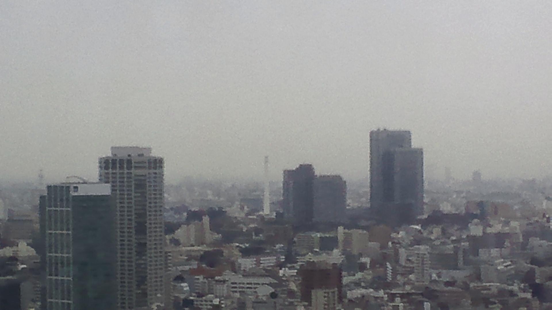 きょうの富士山 101213