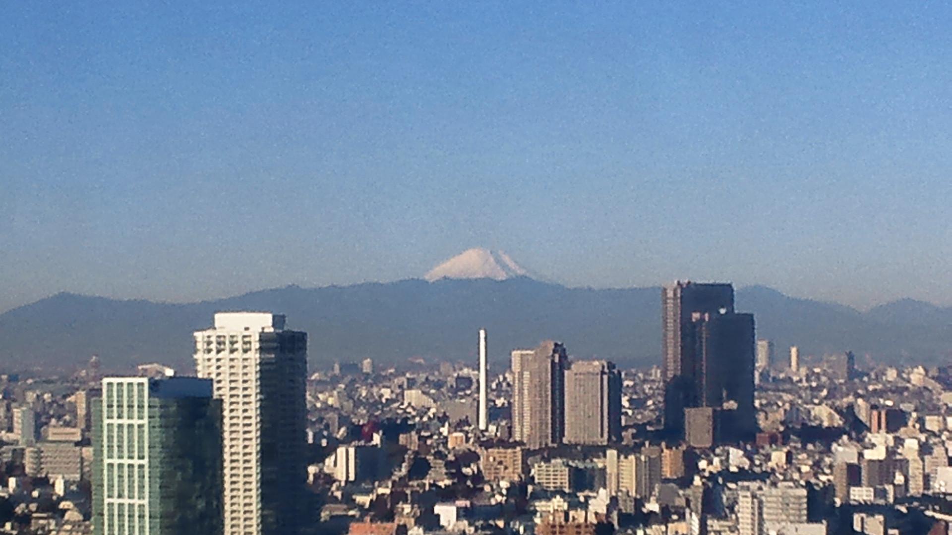 きょうの富士山 101217