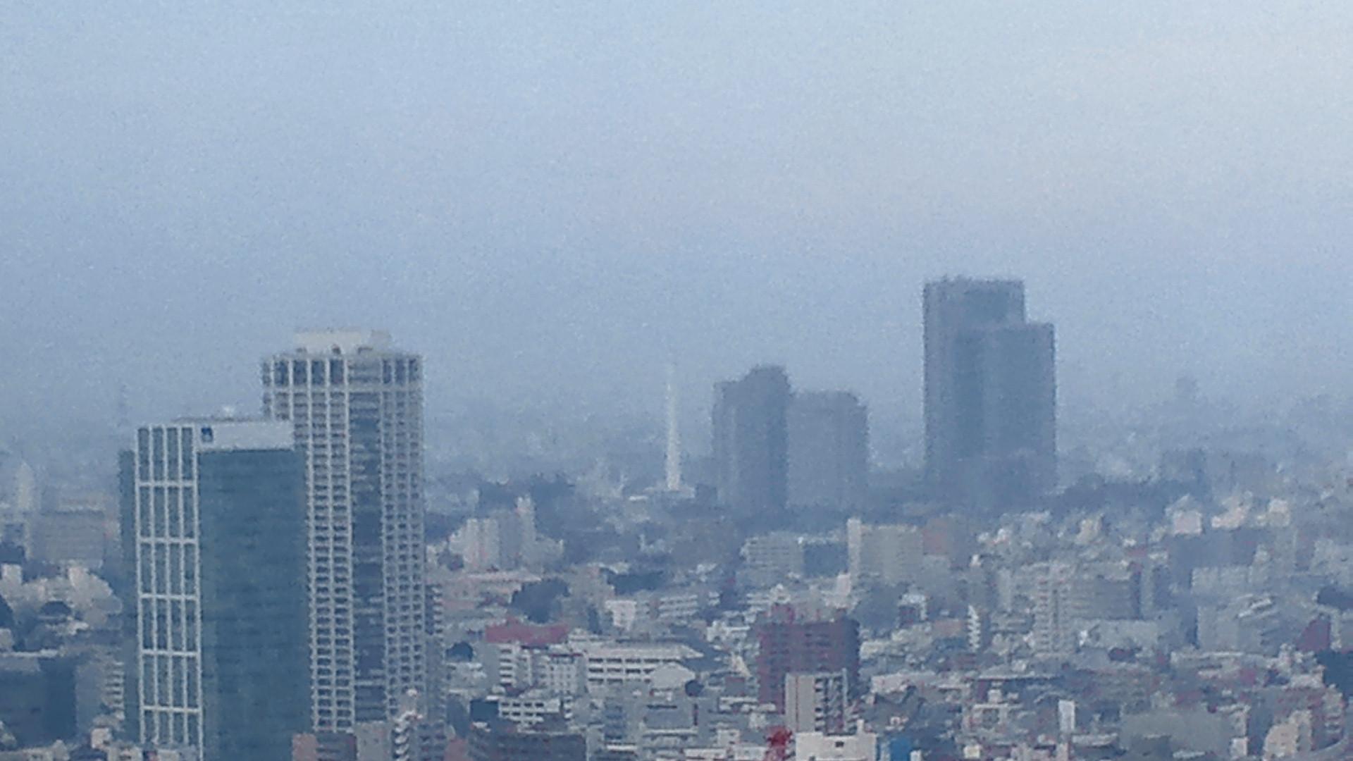 きょうの富士山 101220