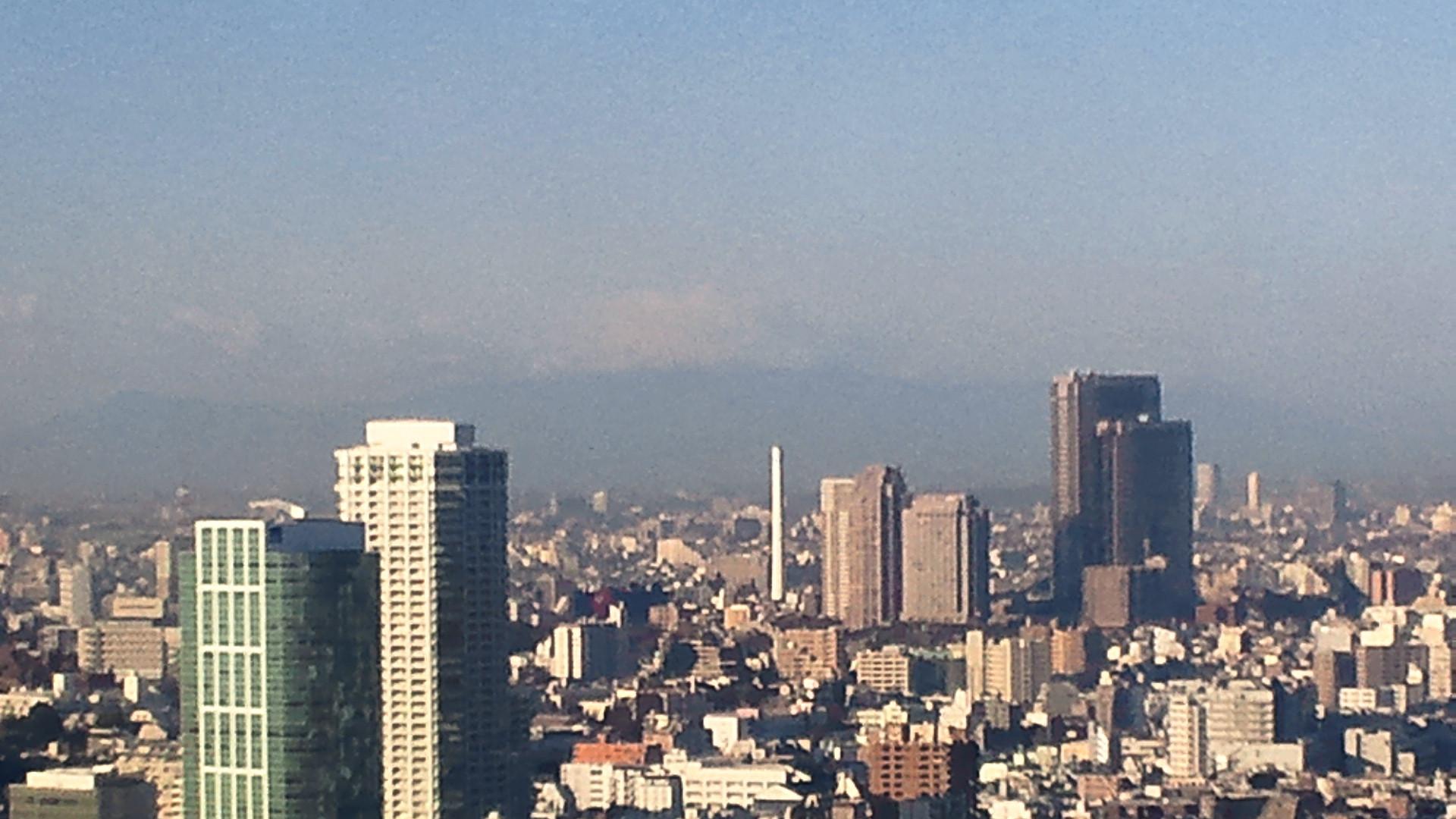きょうの富士山 101224