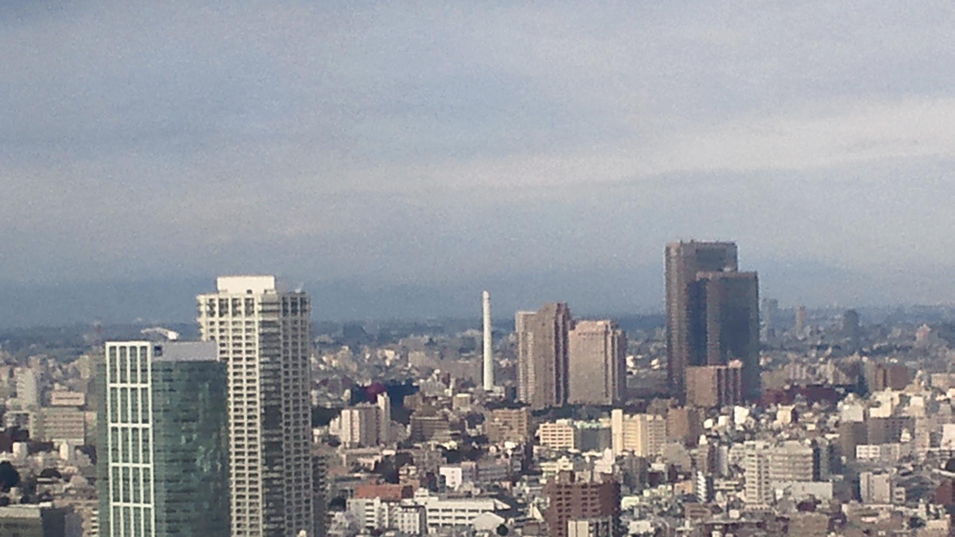 きょうの富士山 110210