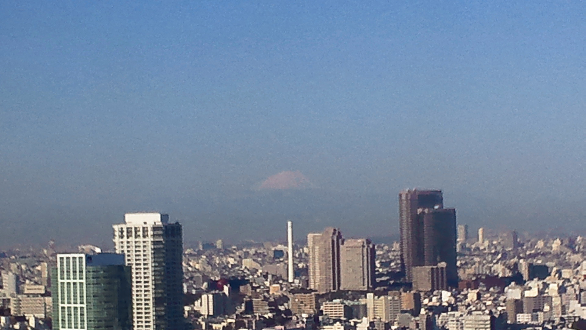 きょうの富士山 110216