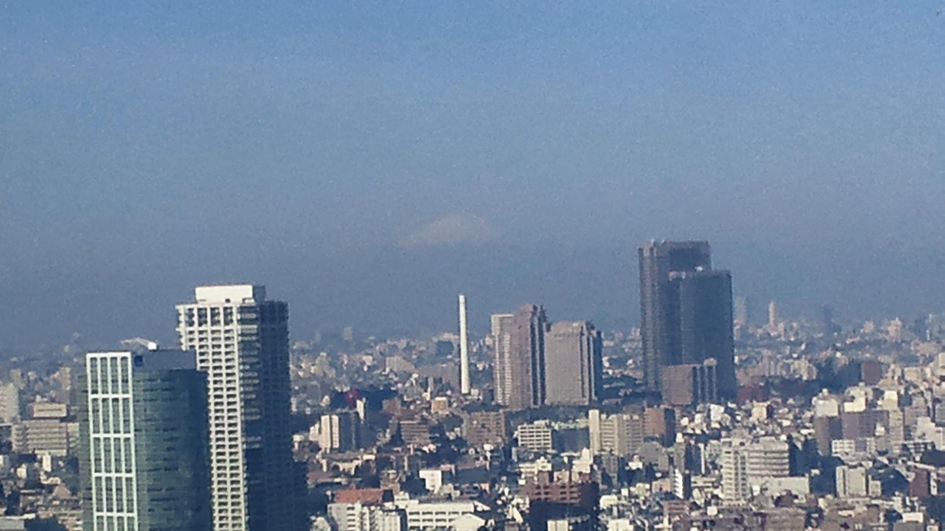 きょうの富士山 110314
