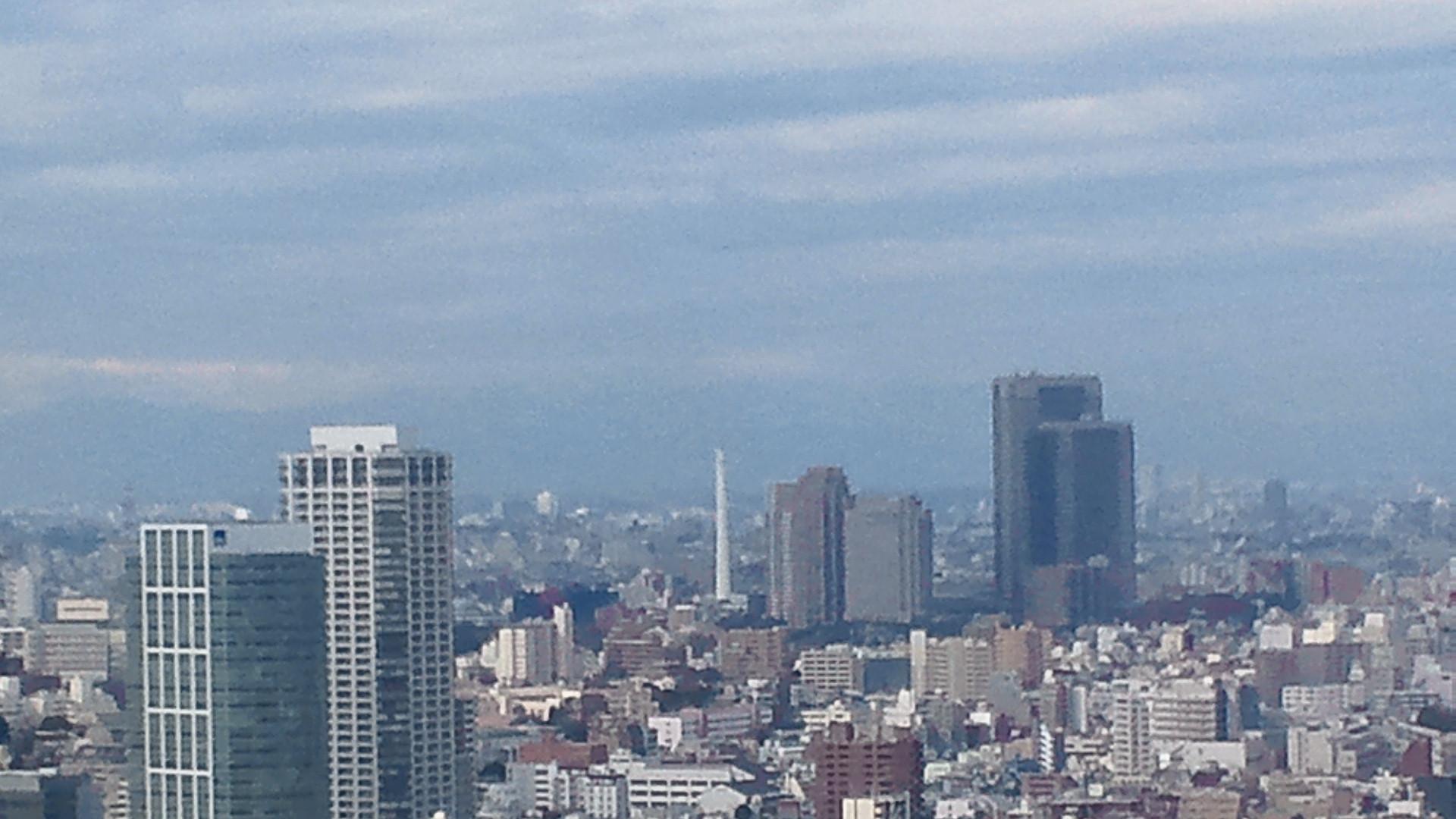 きょうの富士山 110323