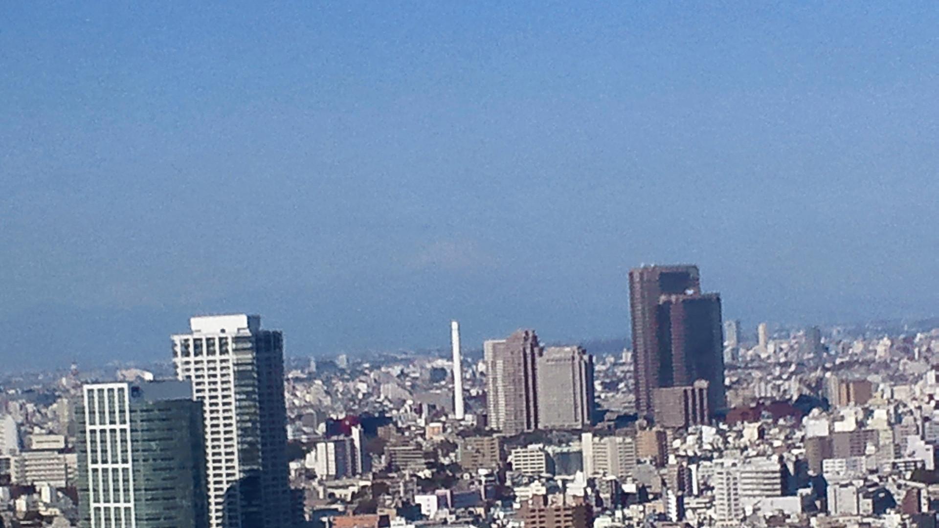きょうの富士山 110404