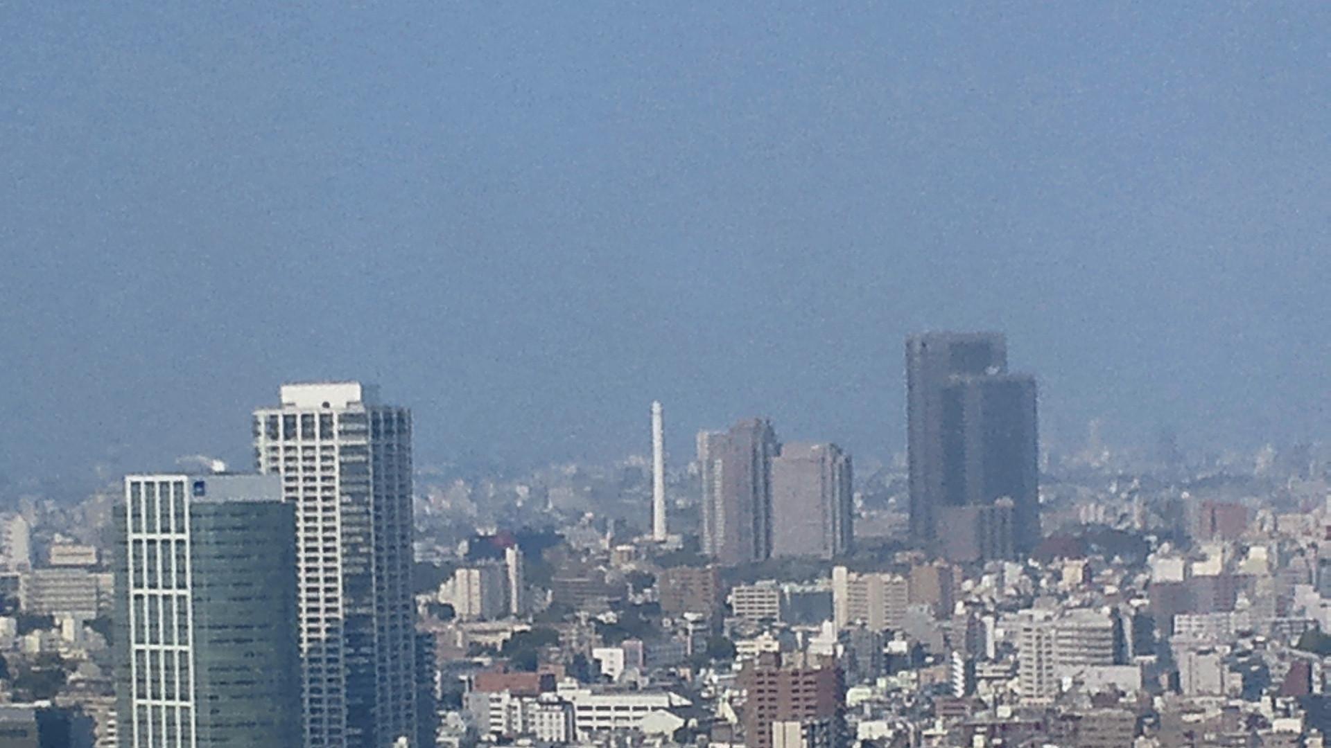 きょうの富士山 110427