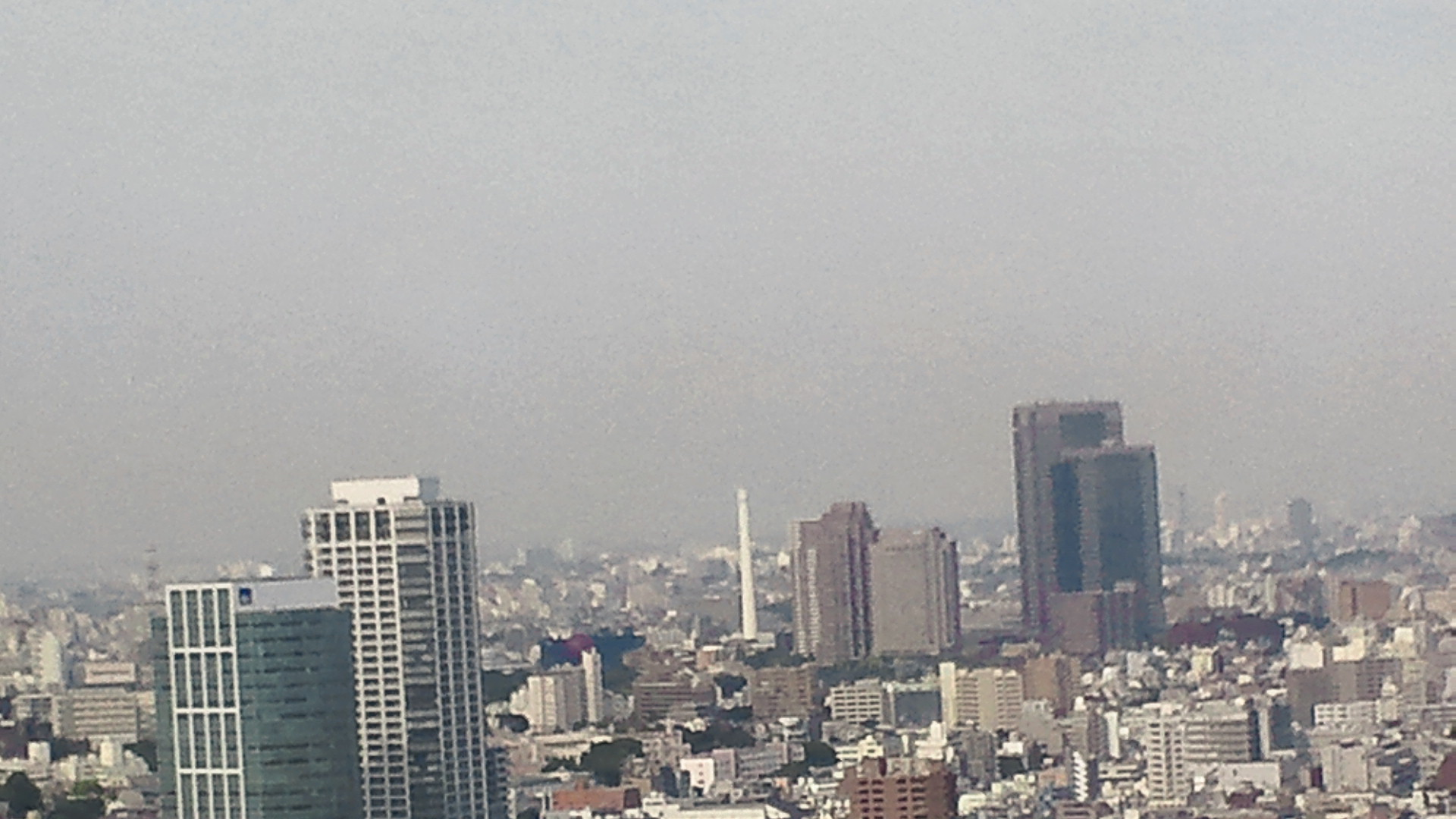 きょうの富士山 110509