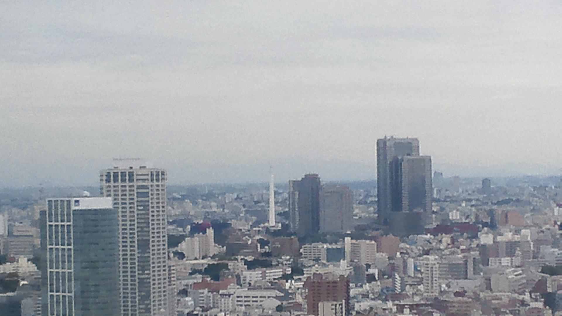 きょうの富士山 110615