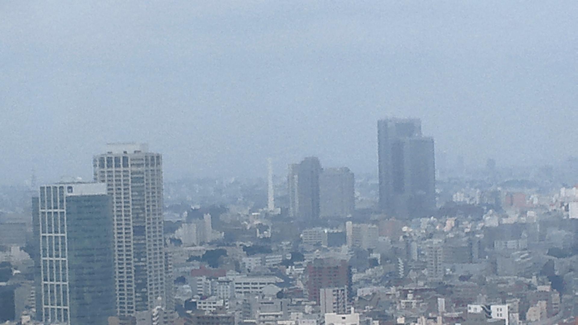 きょうの富士山 110620